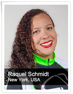 Raquel Schmidt Master Instructor USA