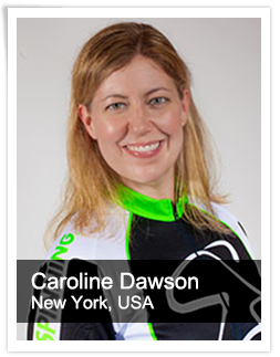 caroline dawson spinning master instructor 2