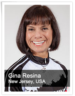 Gina Resina Master Instructor USA