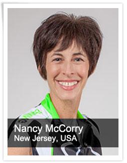 Nancy McCorry Master Instructor USA