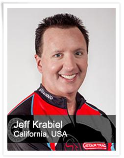 Jeff Krabiel Spinning Master Instructor USA 2