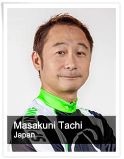 masakuni tachi spinning master instructor 2