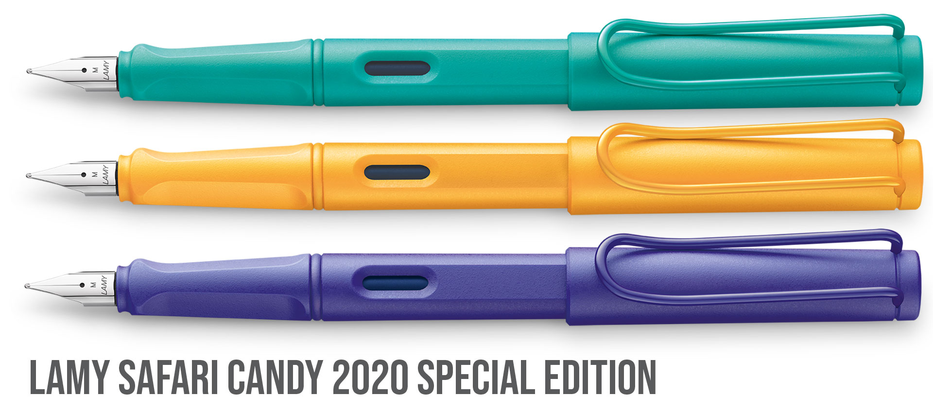 Lamy Safari Candy - Special Edition of 2020