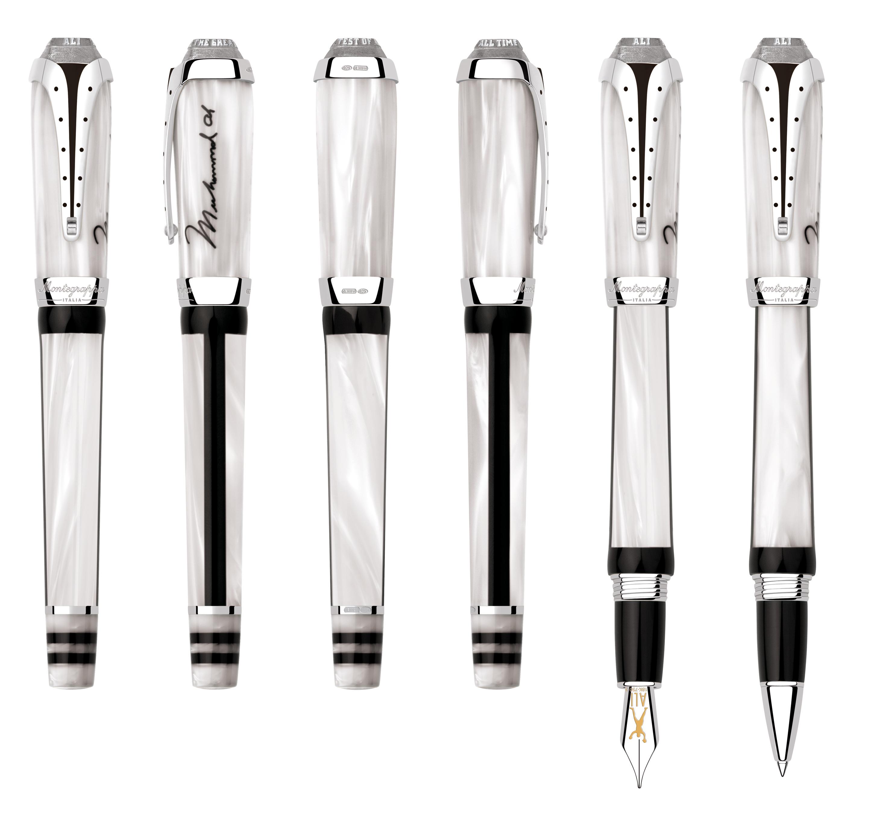Montegrappa Muhammad Ali Icons pen