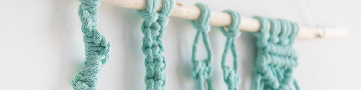 Tutorials macrame