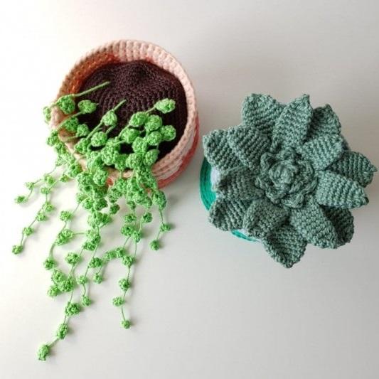 Little Yarn Garden