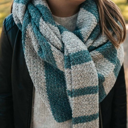 Durable Forest Shawl