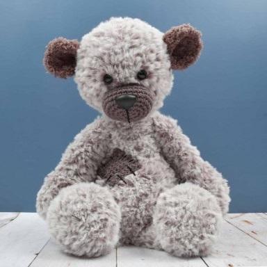 Boris the Bear Durable Furry