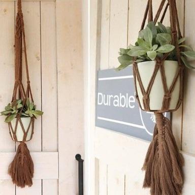 Plantenhanger Durable Rope