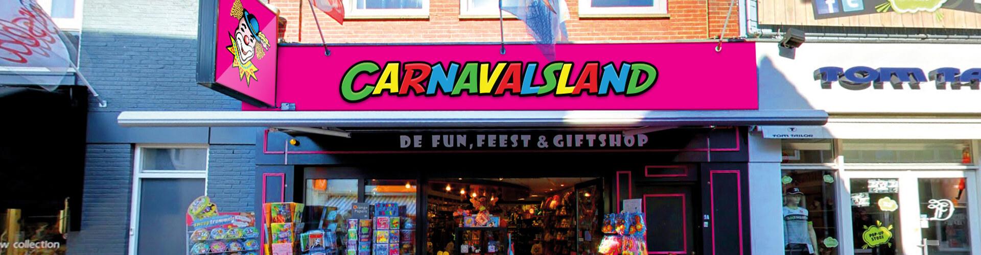 Carnavalsland Feestwinkel Oldenzaal